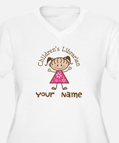 Personalized Children's Librarian T-Shirt
