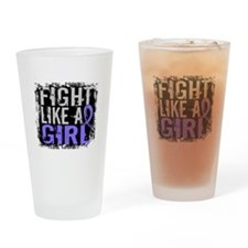 Fight Like a Girl 31.8 Stomach Cancer Drinking Gla
