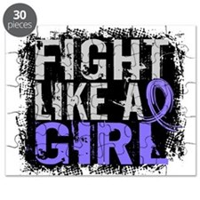 Fight Like a Girl 31.8 Stomach Cancer Puzzle