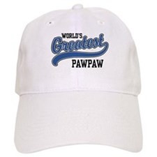 World's Greatest PawPaw Baseball Cap