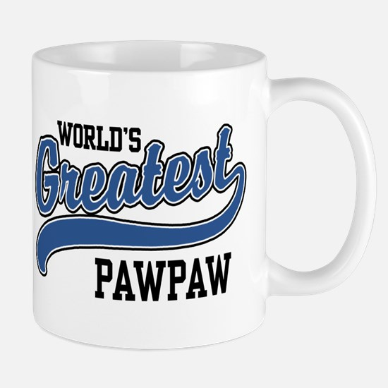 World's Greatest PawPaw Mug
