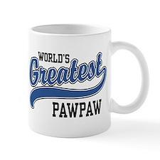 World's Greatest PawPaw Small Mugs