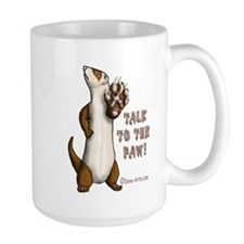 The Paw Mug