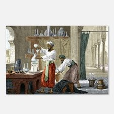 Rhazes, Islamic scholar - Postcards
