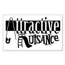 Attractive Nuisance Decal