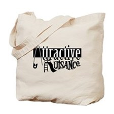 Attractive Nuisance Tote Bag
