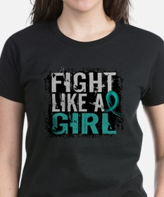 Fight Like a Girl 31.8 PKD Tee