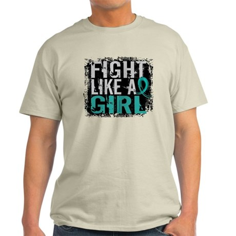 Fight Like a Girl 31.8 PKD Light T-Shirt