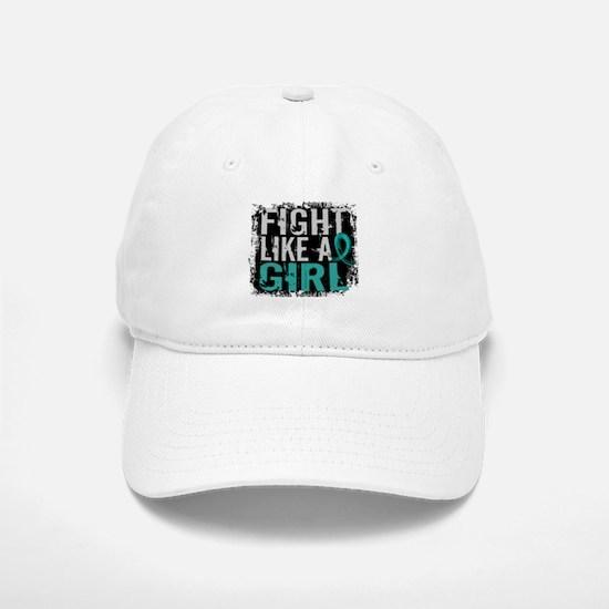 Fight Like a Girl 31.8 PKD Baseball Baseball Cap