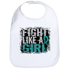 Fight Like a Girl 31.8 PKD Bib