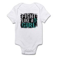 Fight Like a Girl 31.8 PKD Infant Bodysuit