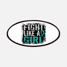 Fight Like a Girl 31.8 PKD Patches
