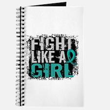 Fight Like a Girl 31.8 PKD Journal