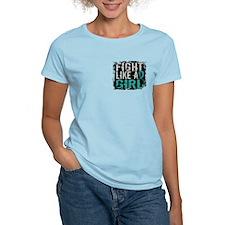 Fight Like a Girl 31.8 PKD T-Shirt