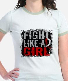 Fight Like a Girl 31.8 Oral Cancer T