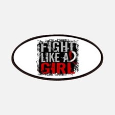 Fight Like a Girl 31.8 Oral Cancer Patches