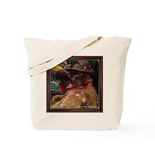 Cowboy Cat, 1, color Tote Bag