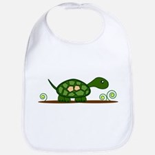 its a turtle! Bib