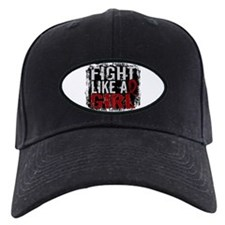 Licensed Fight Like a Girl 31.8 Multiple Baseball Hat