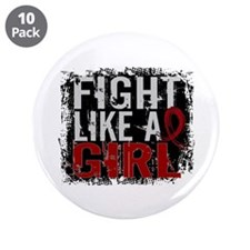 """Fight Like a Girl 31.8 Multiple Myeloma 3.5"""" Butto"""