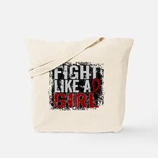 Licensed Fight Like a Girl 31.8 Multiple Tote Bag