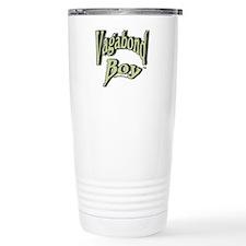 Vagabond Boy Logo Travel Mug