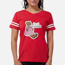 Im a Survivor 3.png Womens Football Shirt