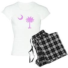 Palmetto & Cresent Moon Pajamas