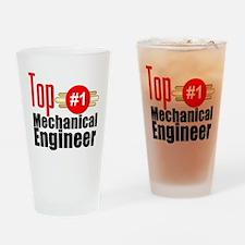 Top Mechanical Engineer Drinking Glass