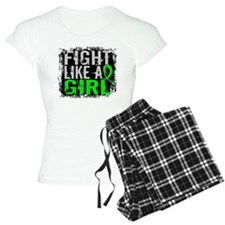 Fight Like a Girl 31.8 Lyme Disease Pajamas