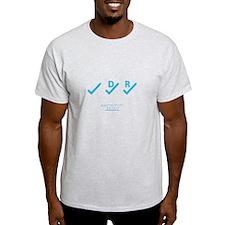 BBM icons T-Shirt