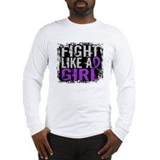 Fight Like a Girl 31.8 Lupus Long Sleeve T-Shirt