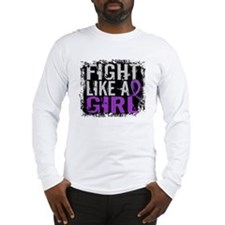 Licensed Fight Like a Girl 31. Long Sleeve T-Shirt