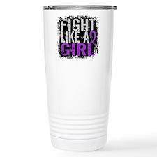 Fight Like a Girl 31.8 Lupus Travel Mug