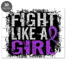 Licensed Fight Like a Girl 31.8 Lupus Puzzle