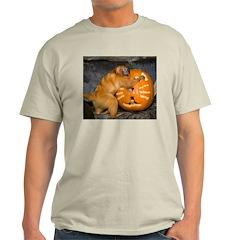Tamarin With Pumpkin T-Shirt