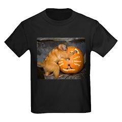 Tamarin With Pumpkin T