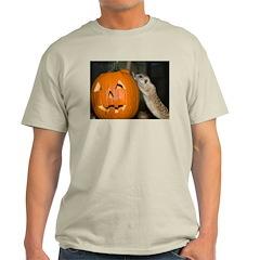 Meerkat On Pumpkin T-Shirt