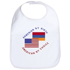Armenia Birth American Choice Bib