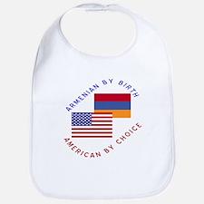 Armenia Birth American Choice Bib