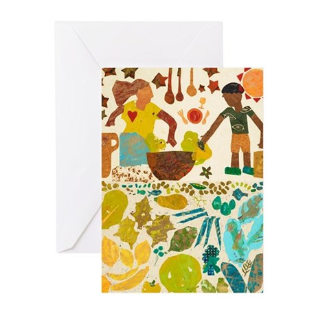 Greeting Cards (Pk of 10) - Community Art