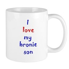 Bronie Son Small Mug