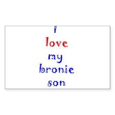 Bronie Son Decal