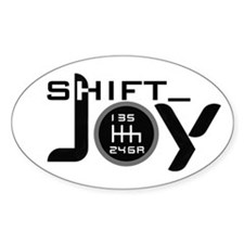 Joy-6sp Black (Clear Pattern) with Shift_ Decal