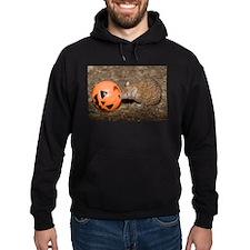 Lesser Tenrec with Pumpkin Hoodie (dark)
