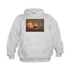 Lesser Tenrec with Pumpkin Hoodie