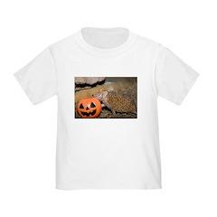 Lesser Tenrec & Pumpkin Toddler T-Shirt