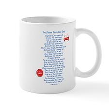 You Passed Road Test Mug