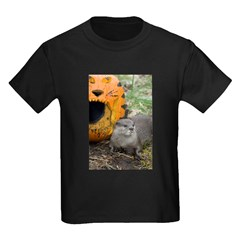 Otter With Pumpkin T