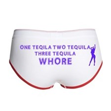 one tequila, two tequila, three tequila, whore ! W